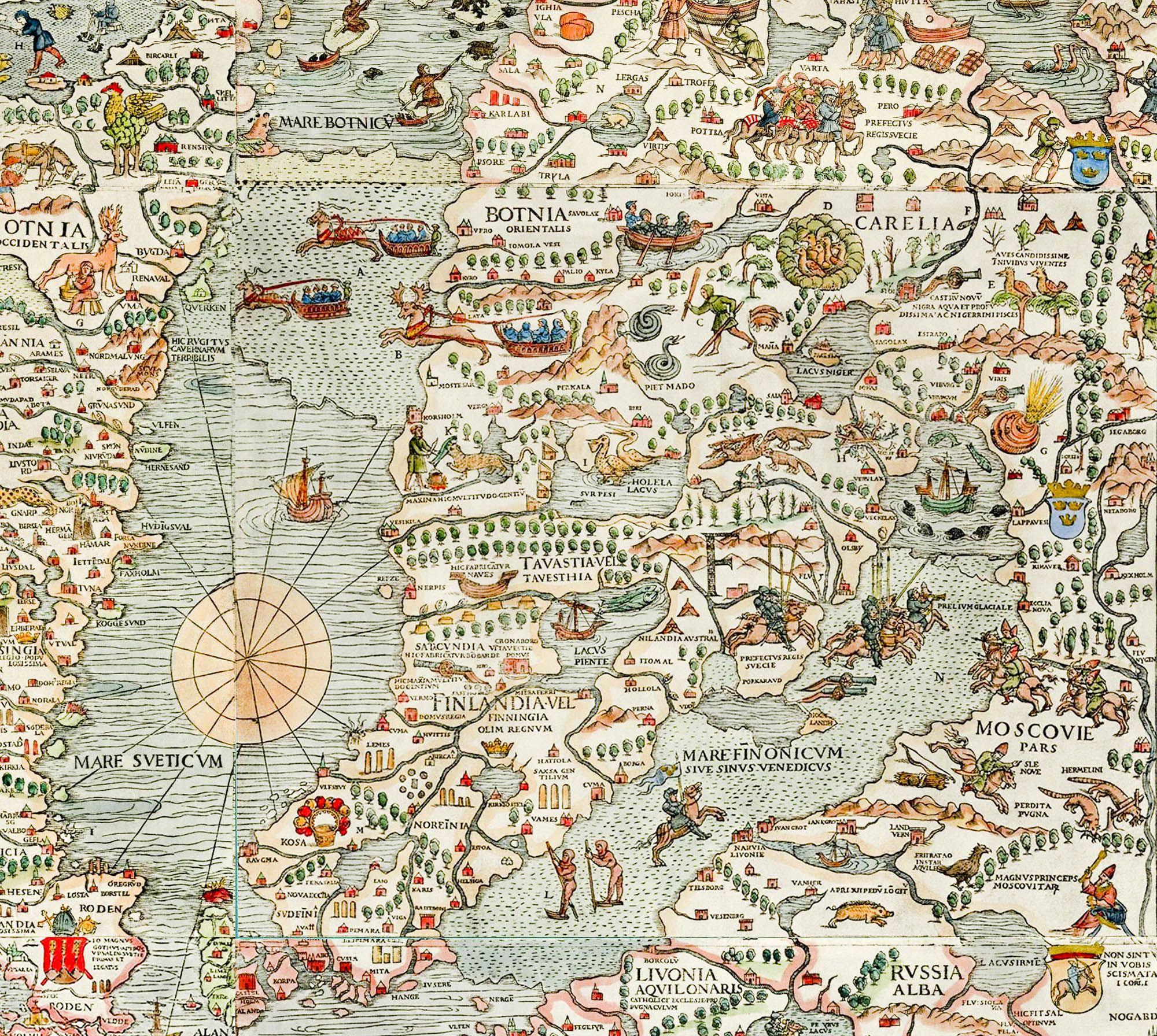 Maps Kartat