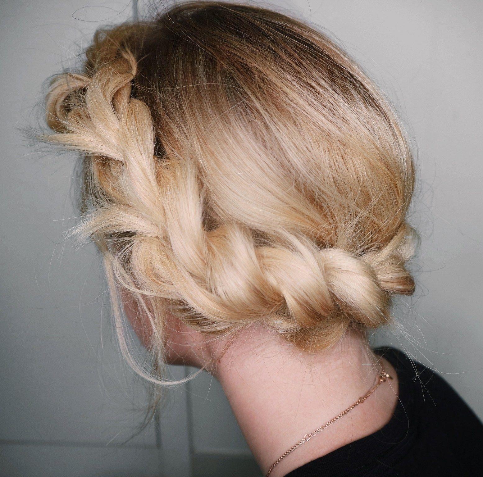Easy wedding updos hair pinterest easy wedding updo natural