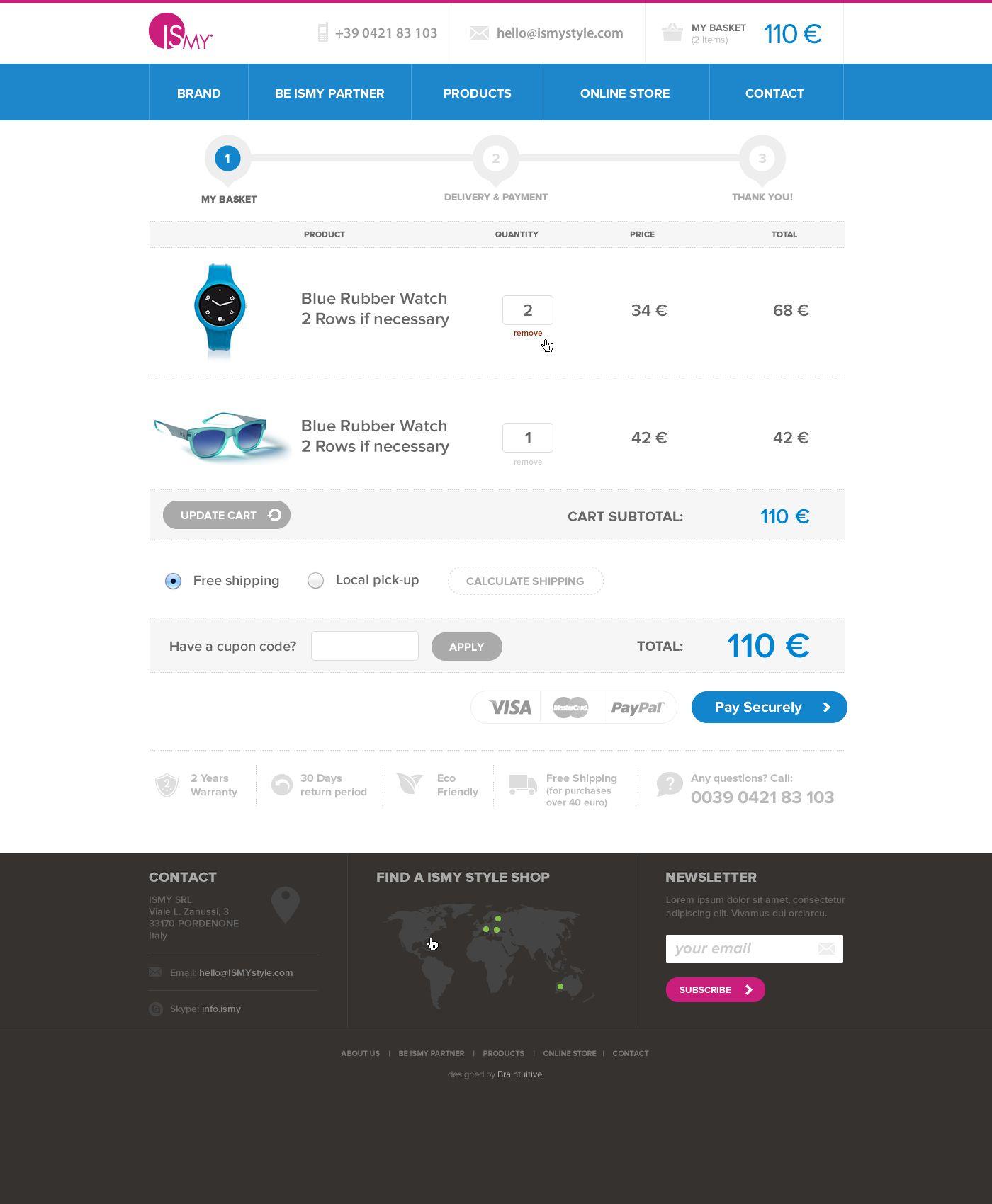 Dribbble Ismystyle Step 1 2 Jpg By David Cristian Website Design Wordpress Wordpress Web Design Web Design