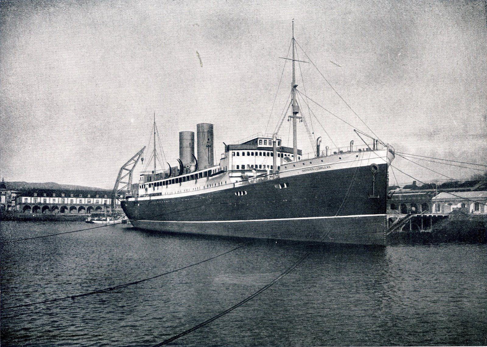 Marqués de Comillas 1928