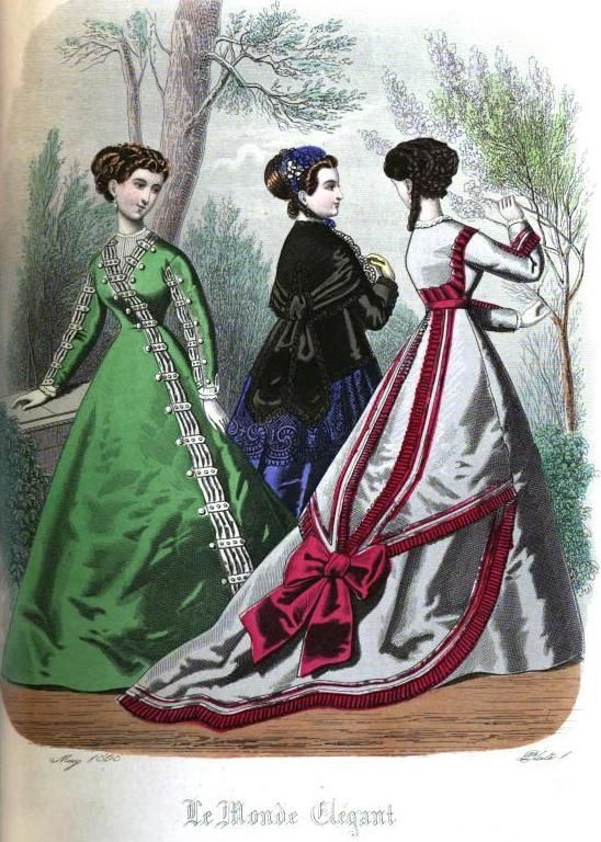 Fashions For May 1868 Plate 1 1860s In Western Fashion Wikipedia Victorian Fashion Victorian Era Fashion Victorian Fashion Women