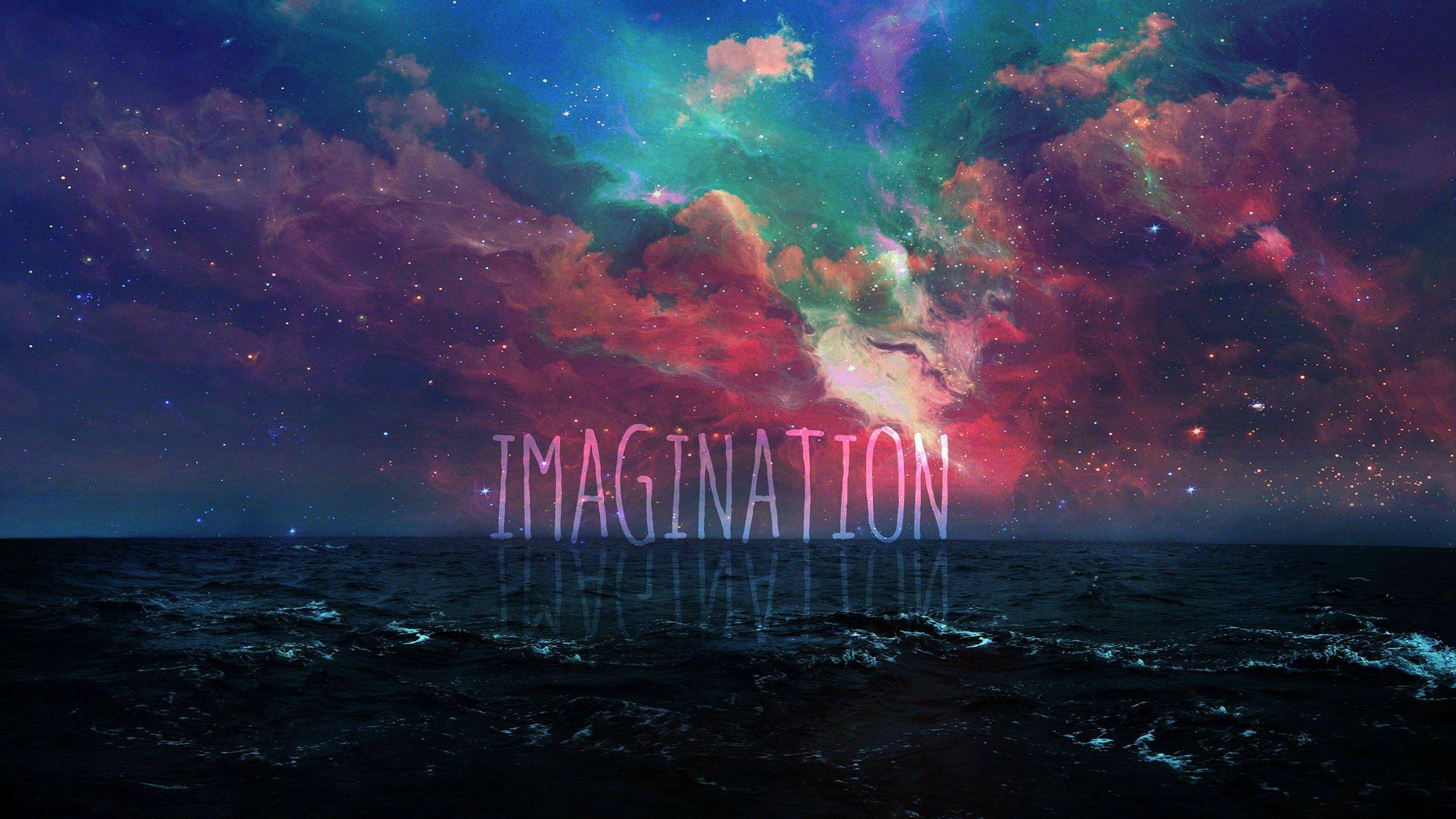 Imagination  HD Background