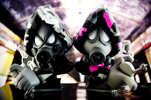 Da Boys Artist Furi Furi Art Toy Designer Toys
