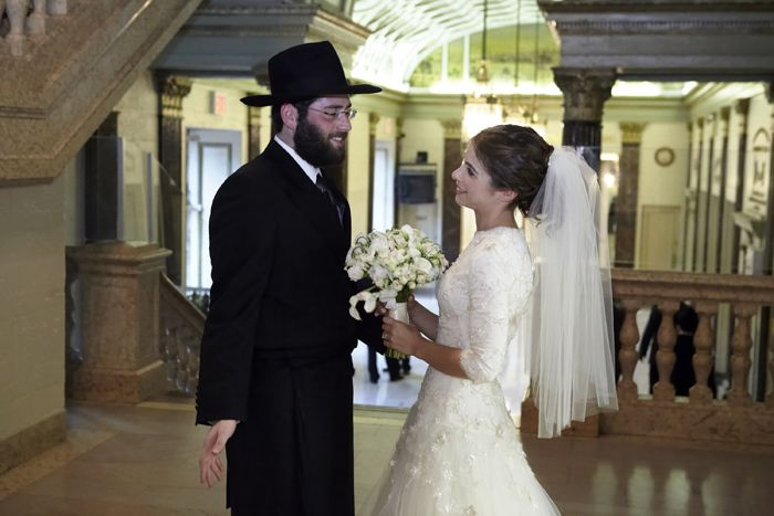 Tznius Wedding Dress | Wedding, Bride, Wedding dresses
