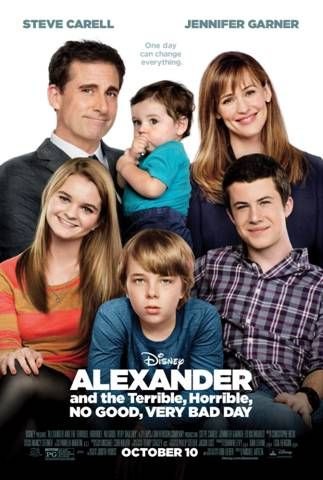 Disney S Alexander And The Terrible Horrible No Good Very Bad