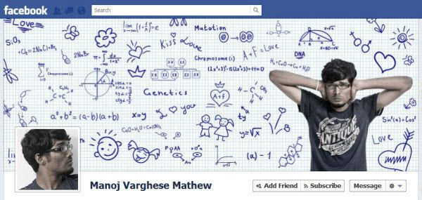 Facebook Timeline Cover  Really Creative Examples  M