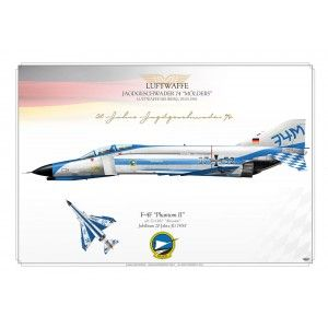 "F-4F ""Phantom II"" 35+52 ""Aloysius"" JP-2003"
