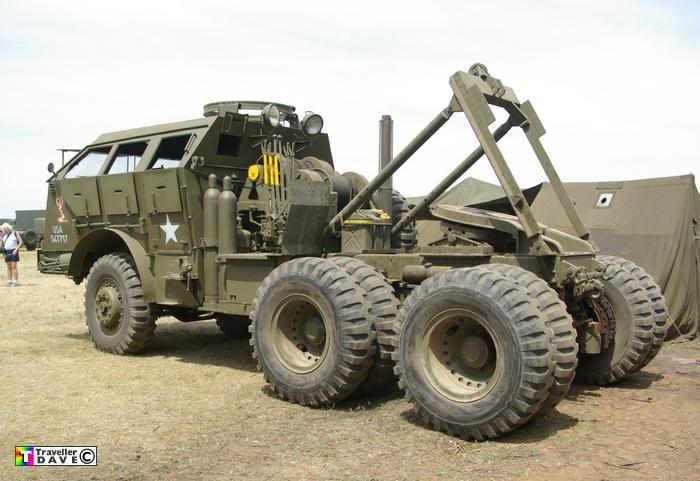 "Pacific M26 ""Dragon Wagon"""