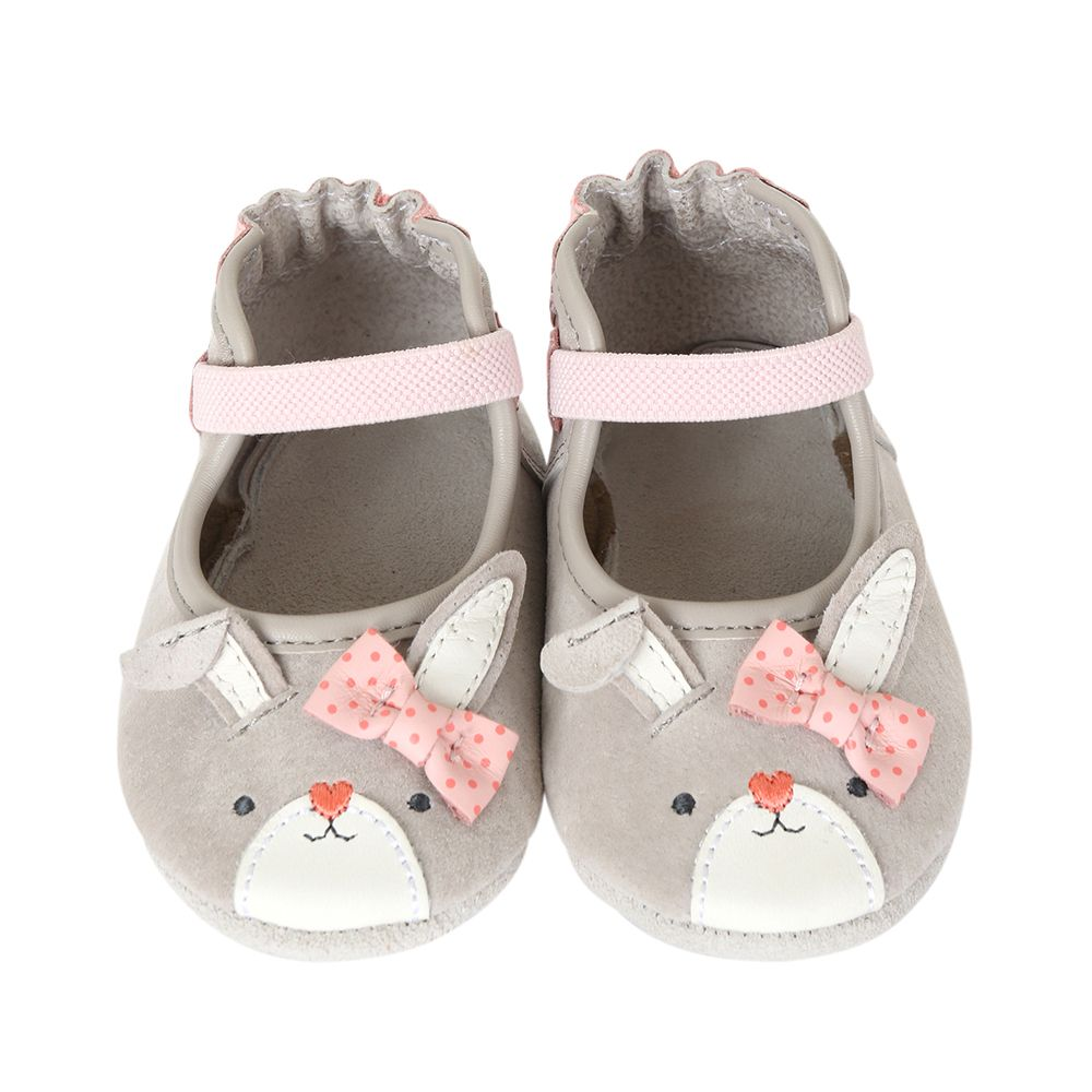 Bunny Face Mary Jane Baby Shoes   Robeez   Munchkin s Style   Baby ... e28e9a91a5c3