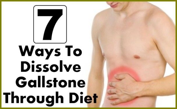 Food For Gallstone Problem