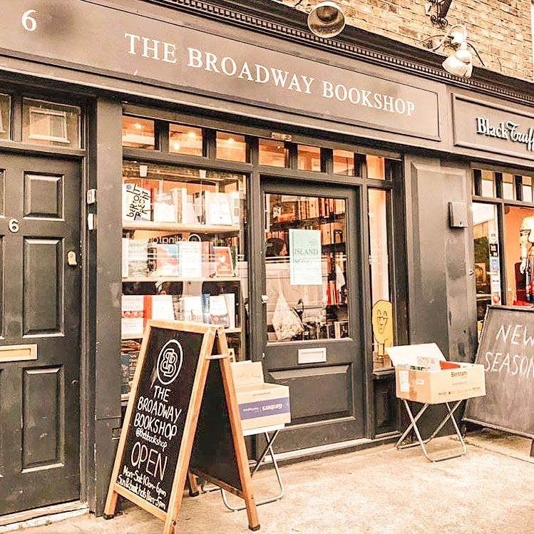 The Broadway Bookshop - Best Bookshops in London