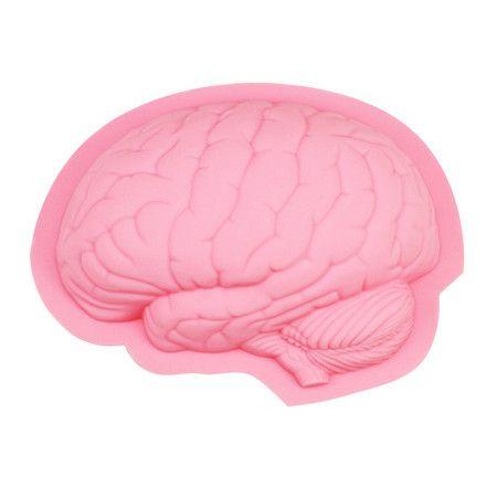 Forma de Bolo - Cérebro
