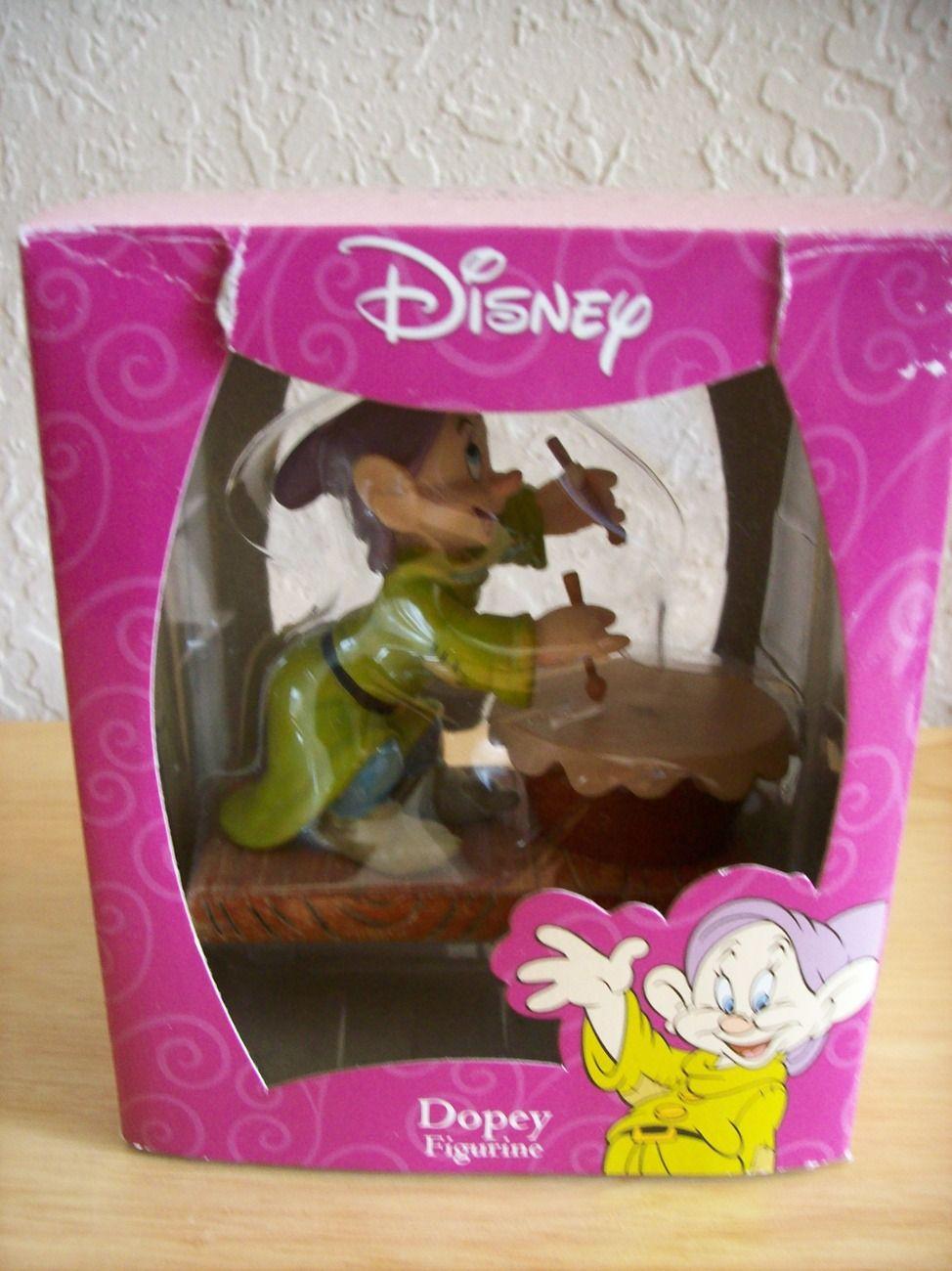 $18-Disney Princess Enesco/CVS Exclusive 65th Anniversary Dopey Figurine
