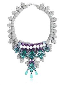 EK THONGPRASERT - ARABESQUE NECKLACE - LUISAVIAROMA - LUXURY SHOPPING WORLDWIDE SHIPPING - FLORENCE