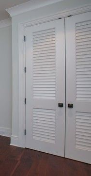 Louver Louver Doors Contemporary Windows And Doors Laundry Room