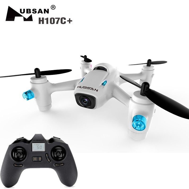 New Arrival Hubsan X4 H107C Plus Upgrade Version Mini Drone With Camera