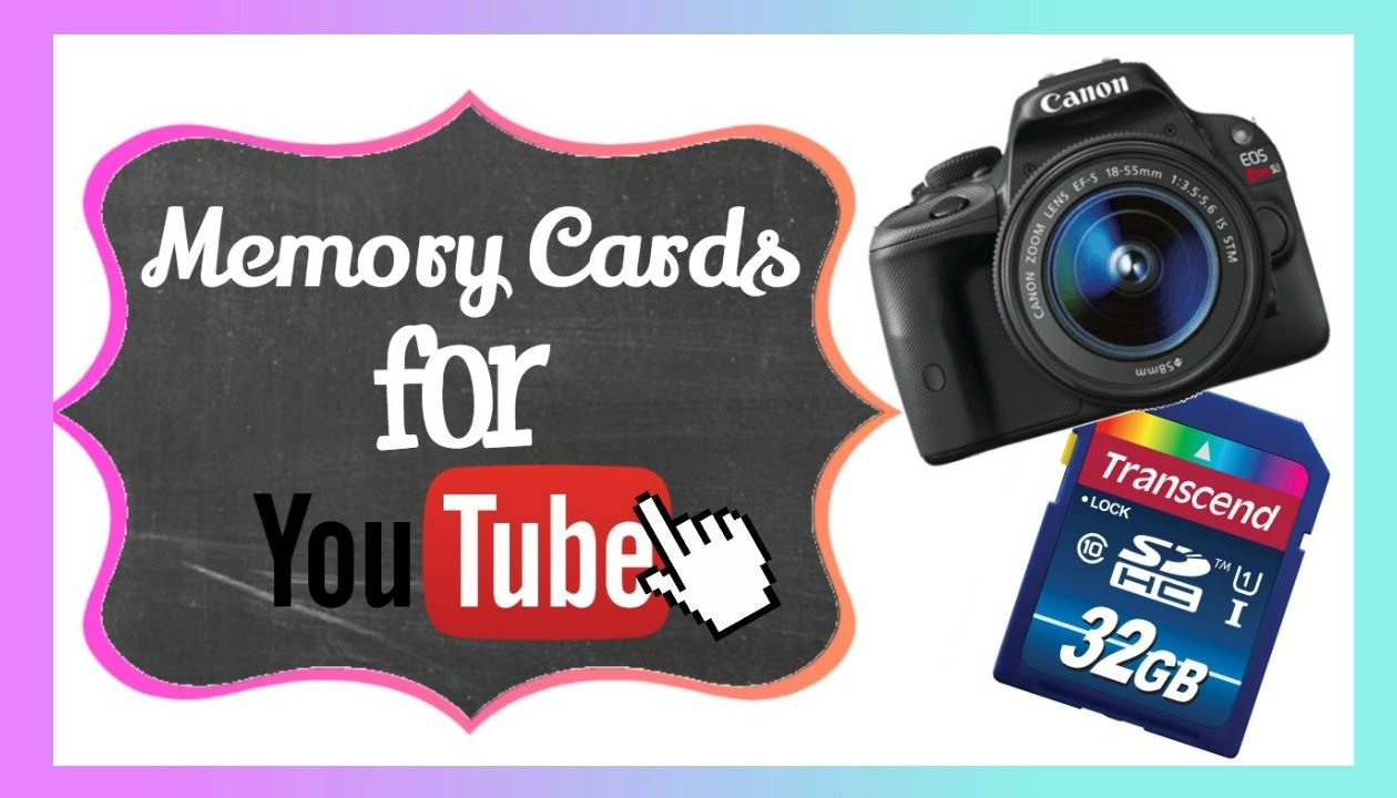 Importance of Memory Card Speed!