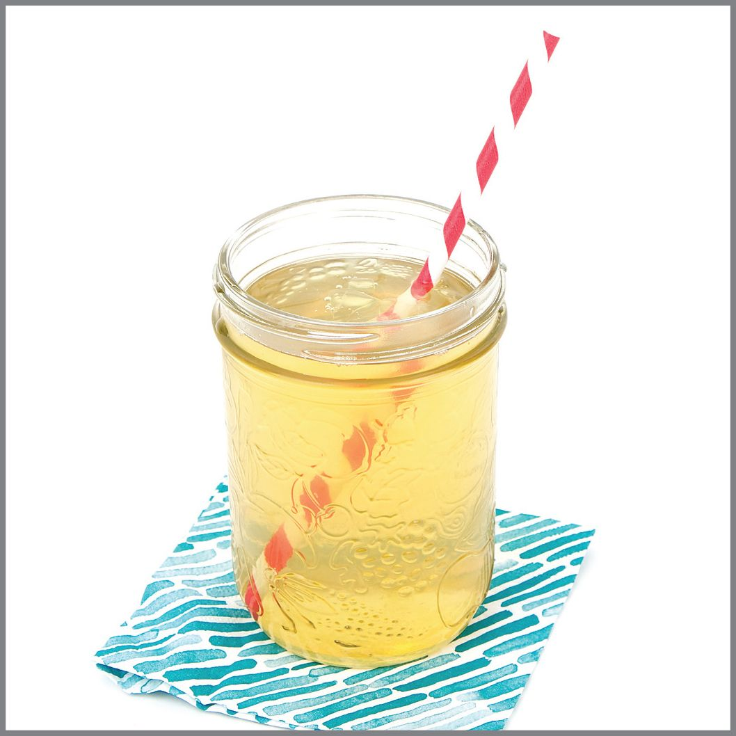Iced Honey Green Tea Visual Recipe with Comprehension Sheets: 21 ...