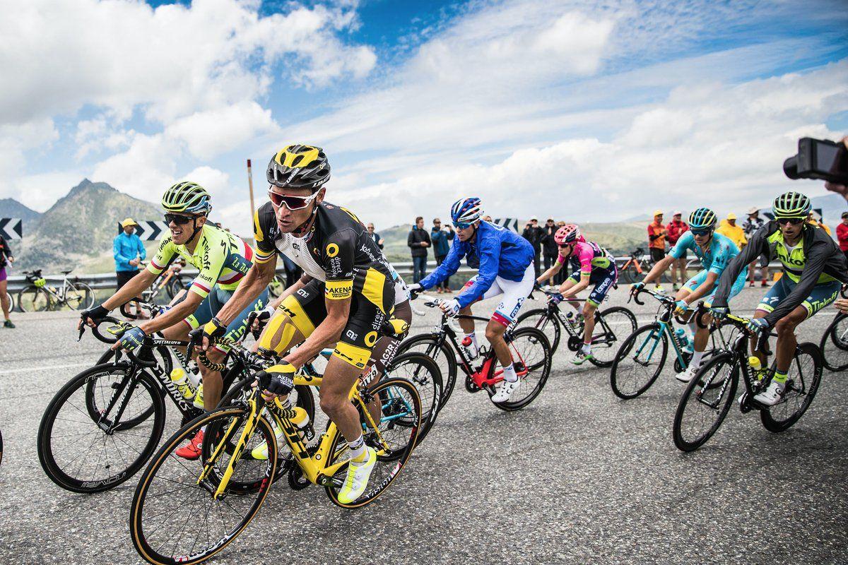 Le Tour de France @LeTour  July 12 Les meilleures photos du jour / The best pic of the day > http://www.instagram.com/letourdefrance  #TDF2016