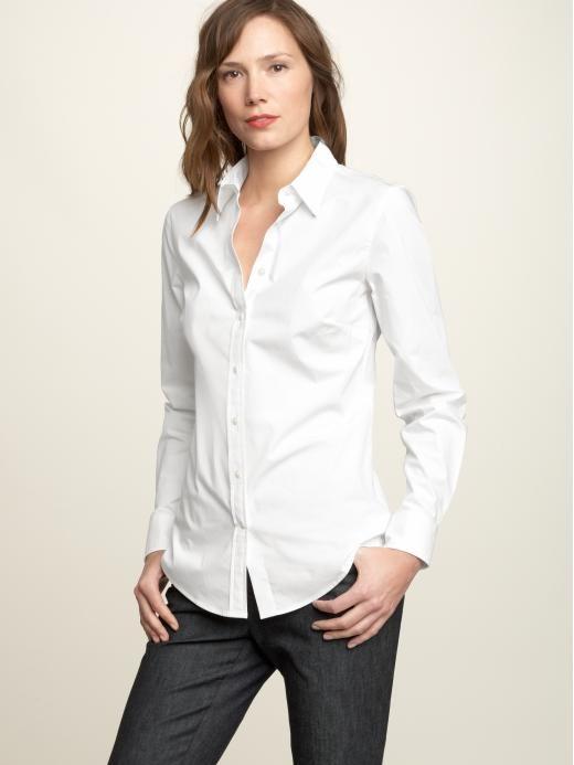 1b636b9aa4100e The Gap s perfect shirt.