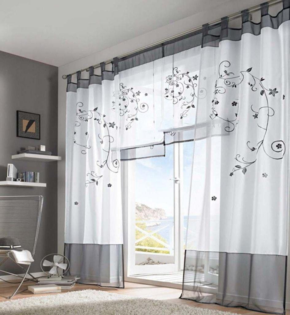 Fenstergestaltung 37 Ideen Für Gardinen Trends Und Farbwahl Fenster Türen Zenideen Vorhänge Wohnzimmer Fenstergestaltung Gardinen Wohnzimmer
