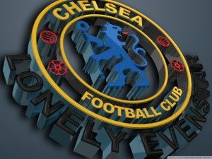 Download 3d Chelsea Logo Hd Free Wallpaper From Our High