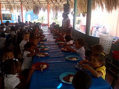 Volunteer Colombia Cartagena February 2013