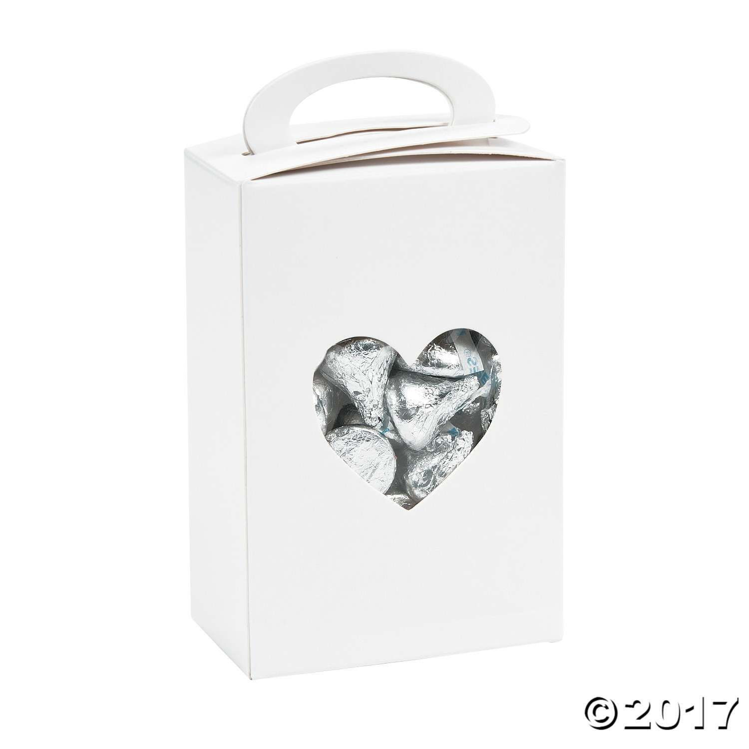 Wedding Boxes with Heart Cutout | Wedding boxes, Favors and Wedding