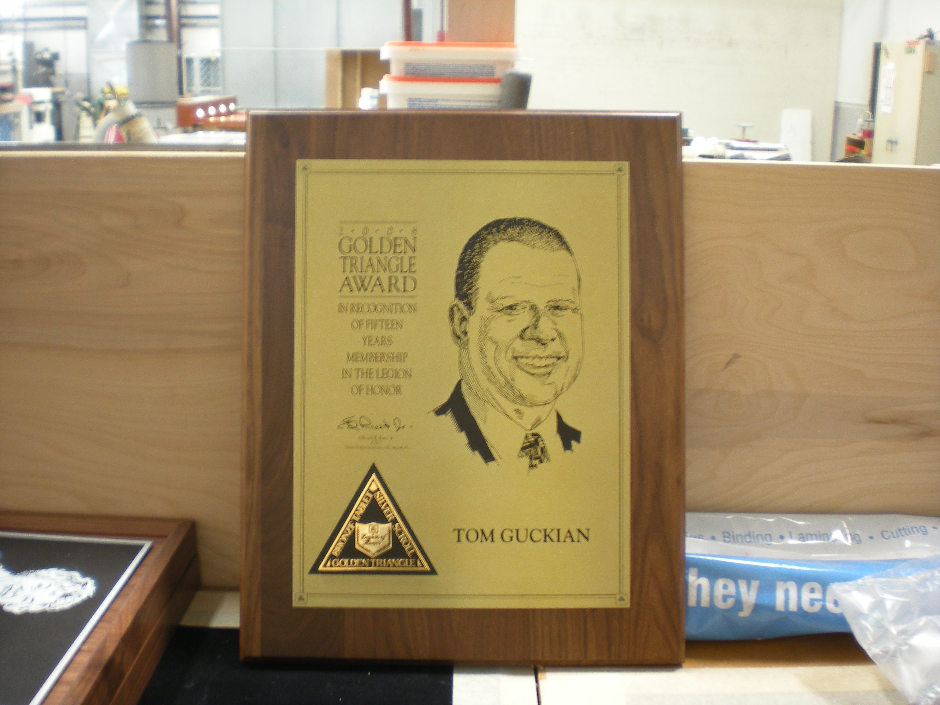 Pin by John Cochran on Donor Walls, Plaques, Custom Recognition ...