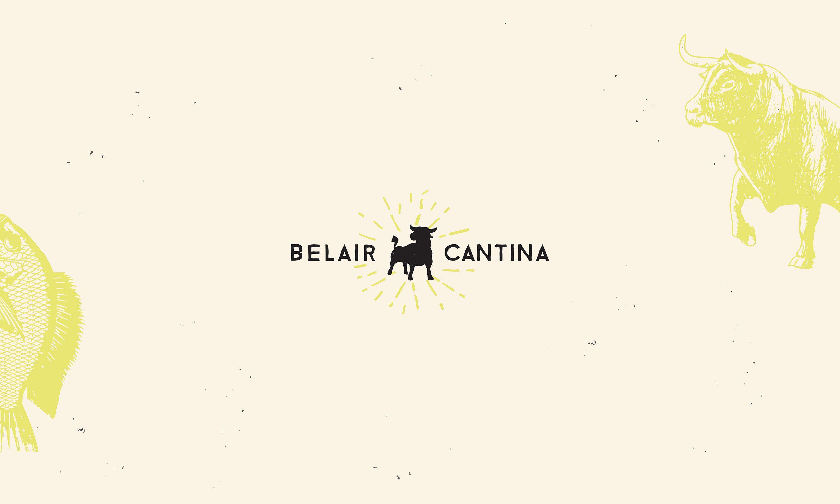 Belair Cantina on Behance