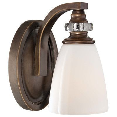 Minka Lavery Thorndale 1 Light Bath Vanity Light