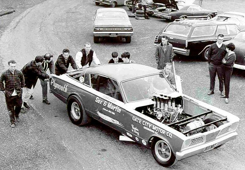 Vintage Drag Racing 50 S 60 S 70 S 30 000 Photos With Images