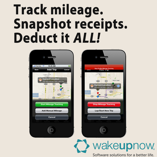 home based business taxbot keep track on the go of all your
