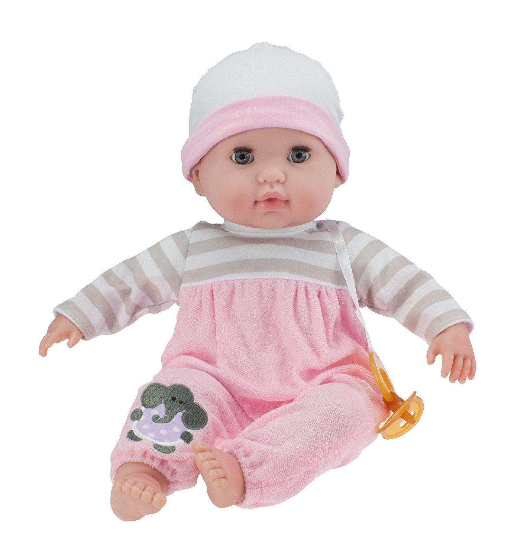 Amazon Com Berenguer Boutique 15 Quot Soft Body Baby Doll