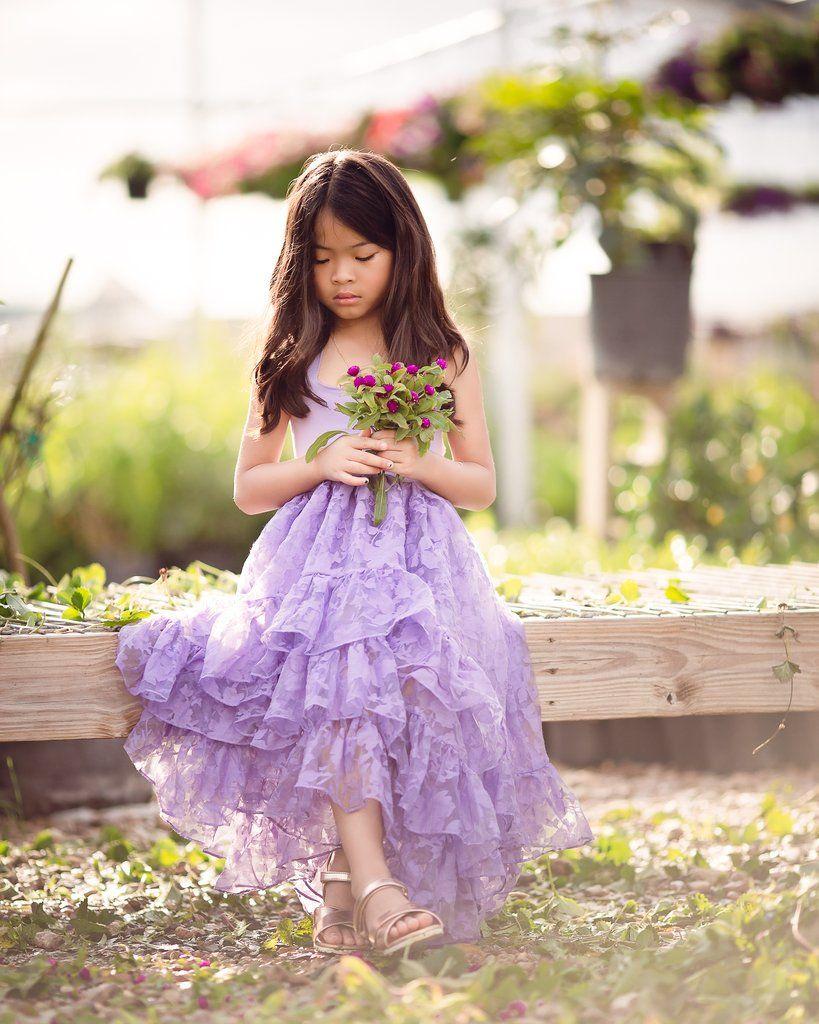 9a6340b5 Arabella Dress in Lavender | Purple Wedding Inspiration | Flower ...