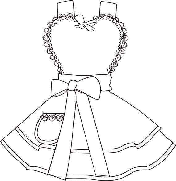 Design Your Own Apron 4 Coloring Pages Digital Instant Pdf Etsy In 2020 Free Printable Sewing Patterns Printable Sewing Patterns Coloring Pages,Easy Simple Mehndi Designs For Kids Back Hand