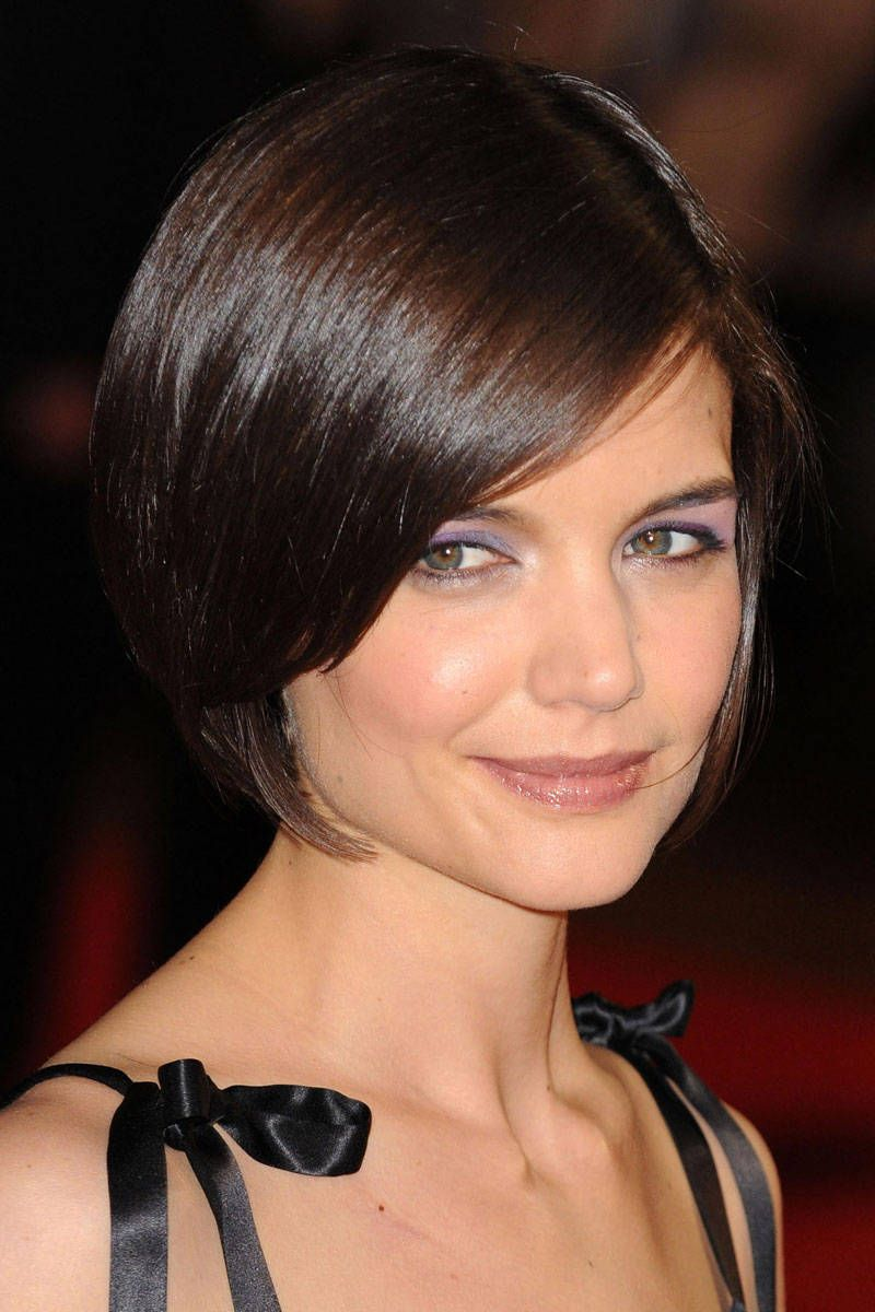 41 Unforgettable Layered Hairstyles Katie Holmes Layer Haircuts