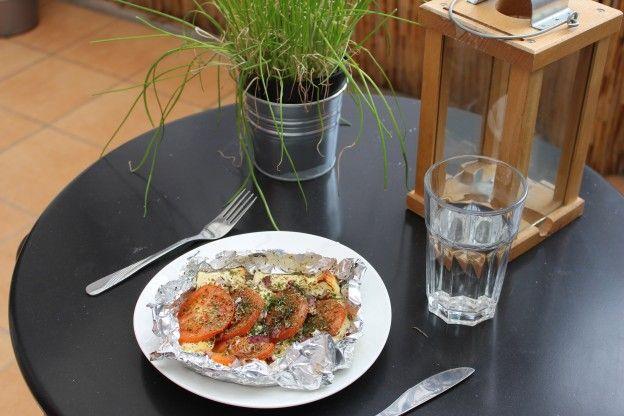 Mit Feta und Tomaten in die Grillsaison starten!