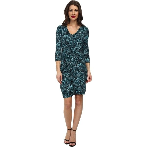 Karen Kane Womens Tiffany Dress Print - Dresses