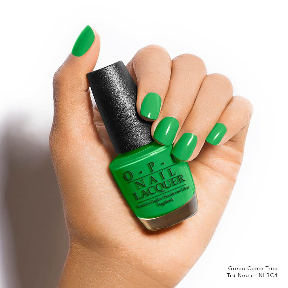 OPI Green Came True | Nails | Pinterest