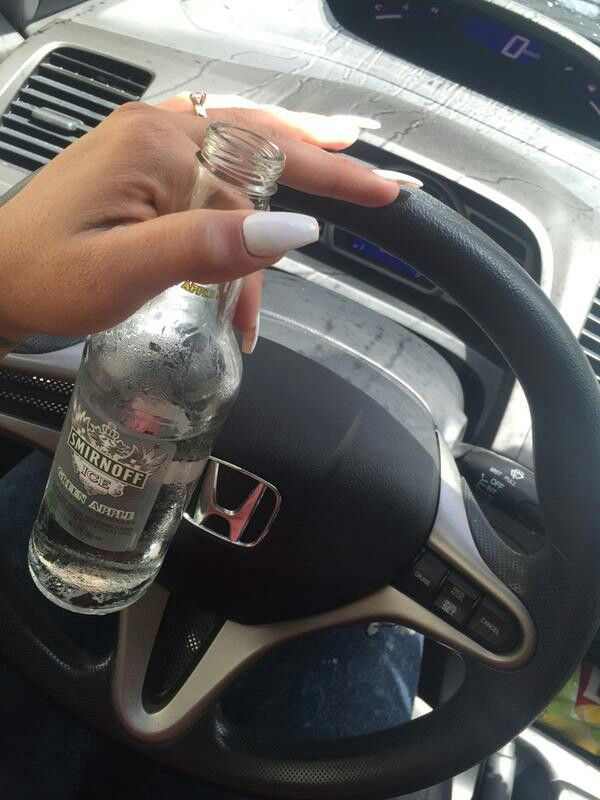 rishaida stede    Don't drink and drive tho