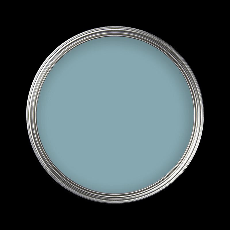 Anna Von Mangoldt Annas Blau Kreidefarbe