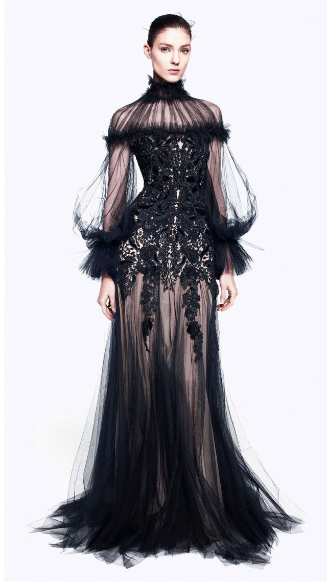 Alexander McQueen | 2012 AW Fashion Look Book | Womens Pre Autumn Winter Collection