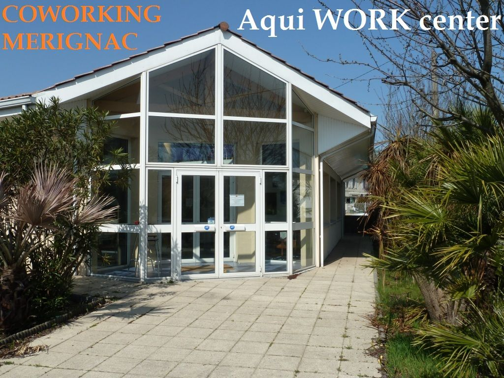 #Coworking Merignac Bordeaux  http://www.coworking-merignac.com