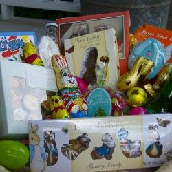 The Easter Bunny Loves World Market
