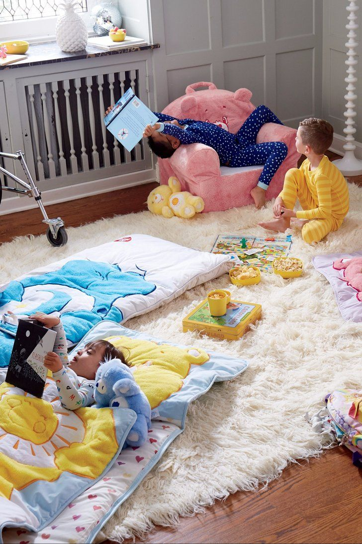 You'll Want Every Piece Of This Land Of Nod Care Bears