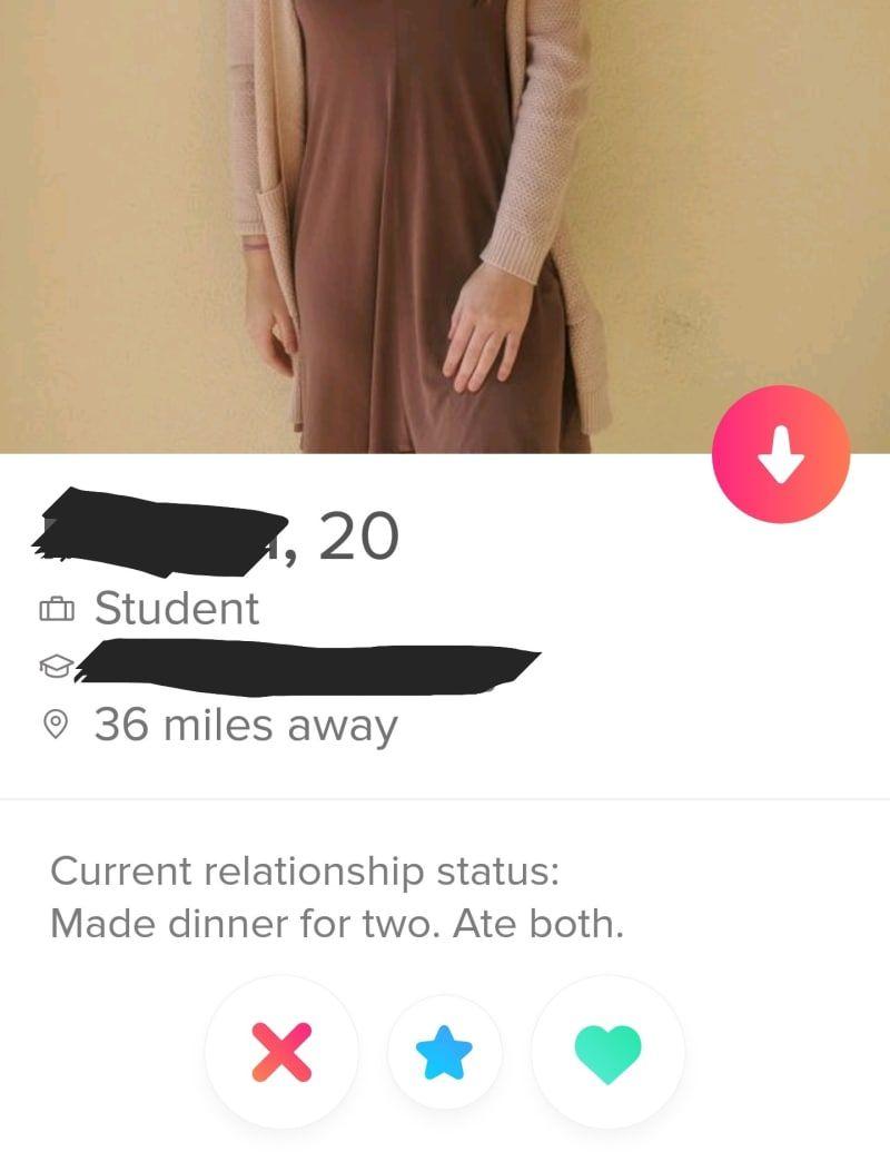 21 Tinder Profiles That You D Swipe Right On Just Because Of The Quality Bio Tinder Humor Tinder Bio Tinder Profile Bio
