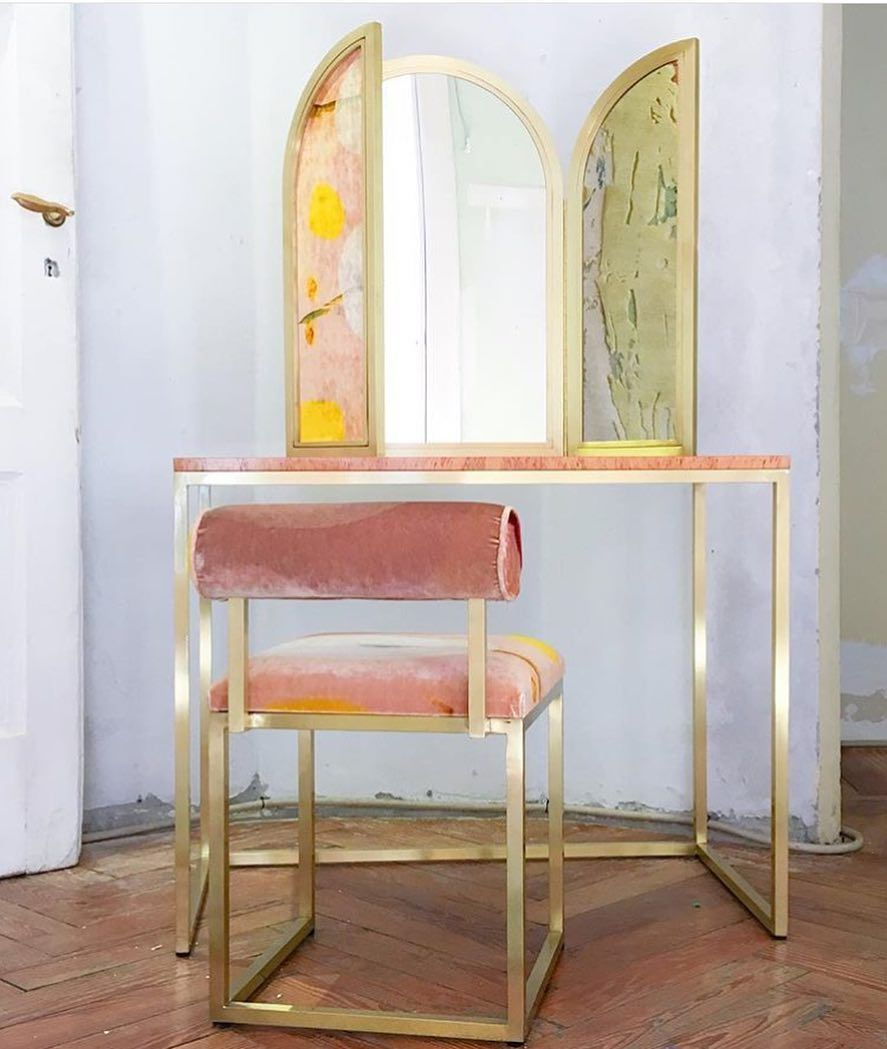 Vanity by giorgiazanellato corallamaiuri sightunseen by