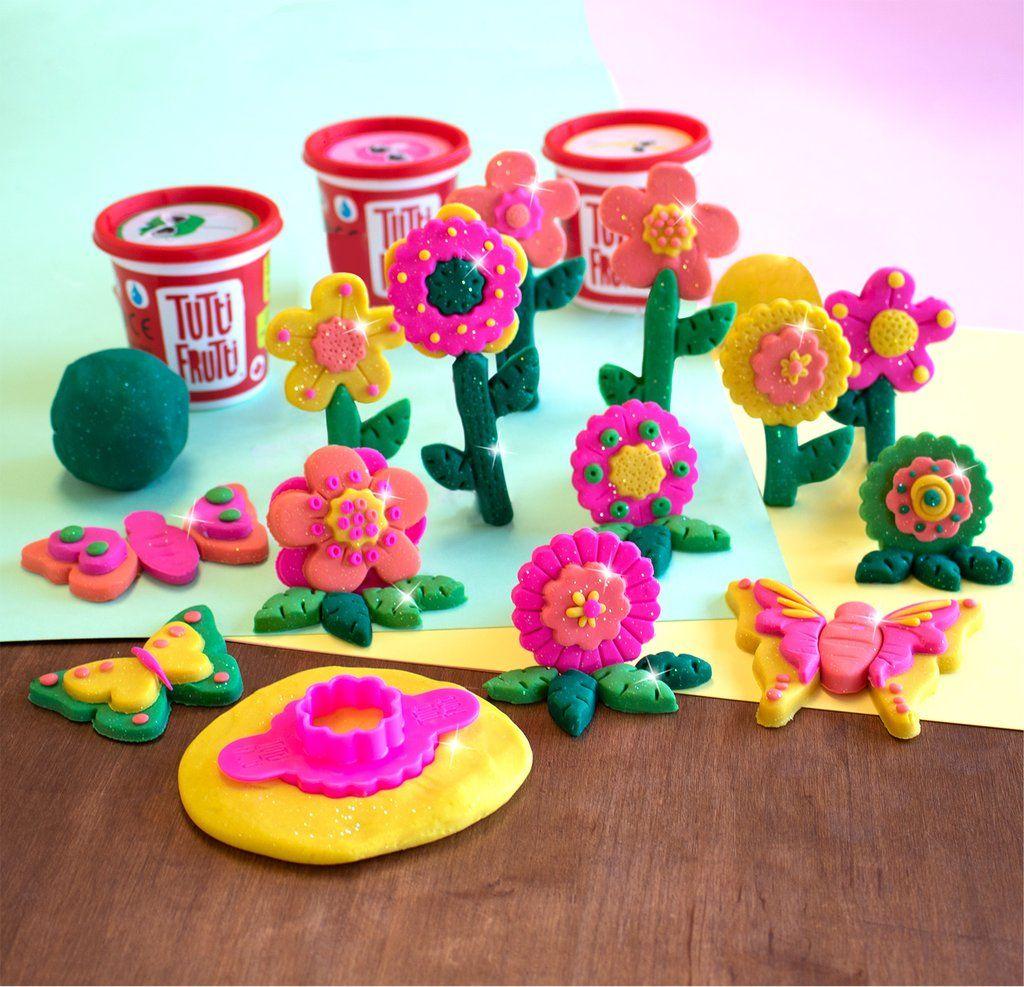 Tutti Frutti Sparkling Flowers Trio Kit In