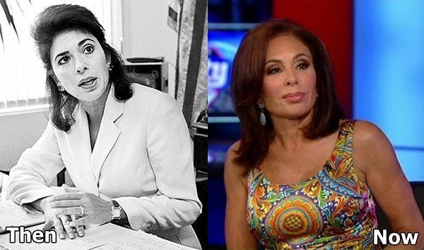 Has Judge Jeanine Had Plastic Surgery?   Plastic surgery, Judge ...
